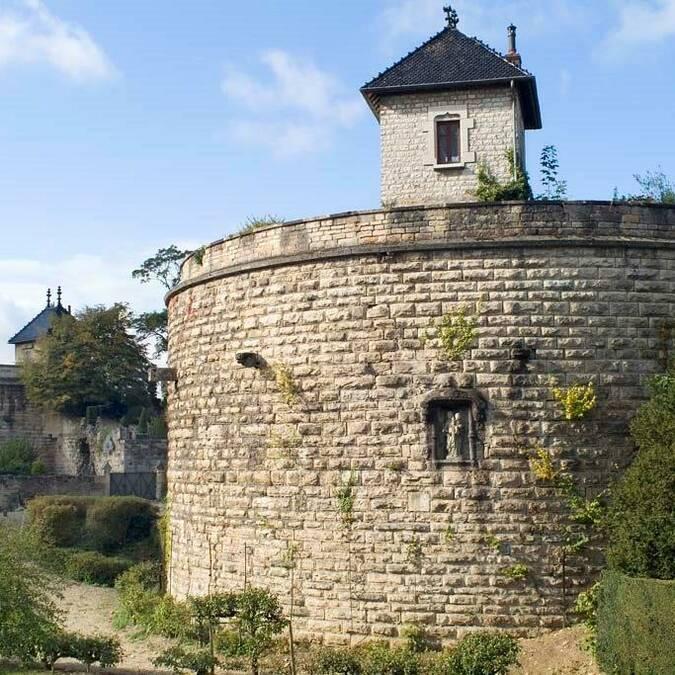 "Beaune ""Bouchard Père & Fils"" Tower"