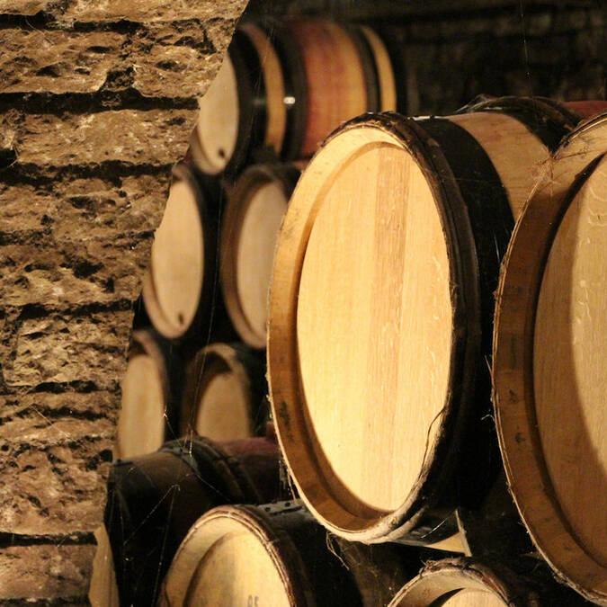 Cellar © Domaine Besancenot