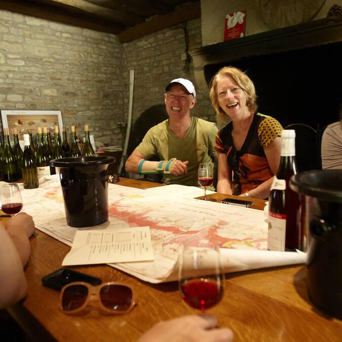 Winemaker's house