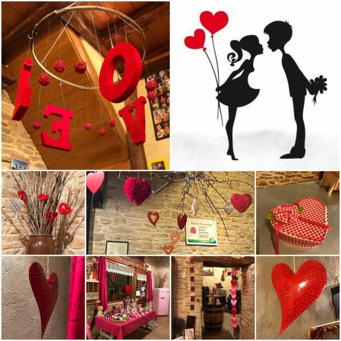 Ferme Fruirouge-Saint-Valentin