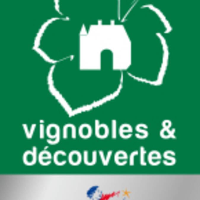 """""""Vignobles et Découvertes"""" Label"""