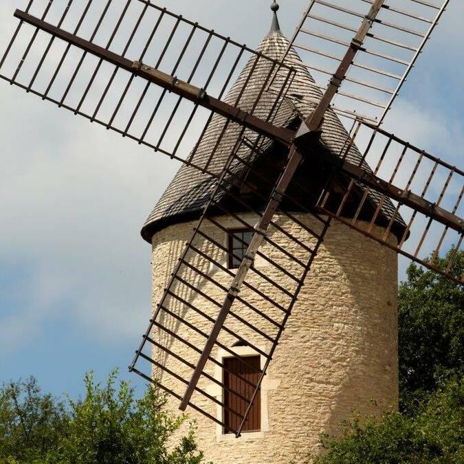 Santenay Windmill