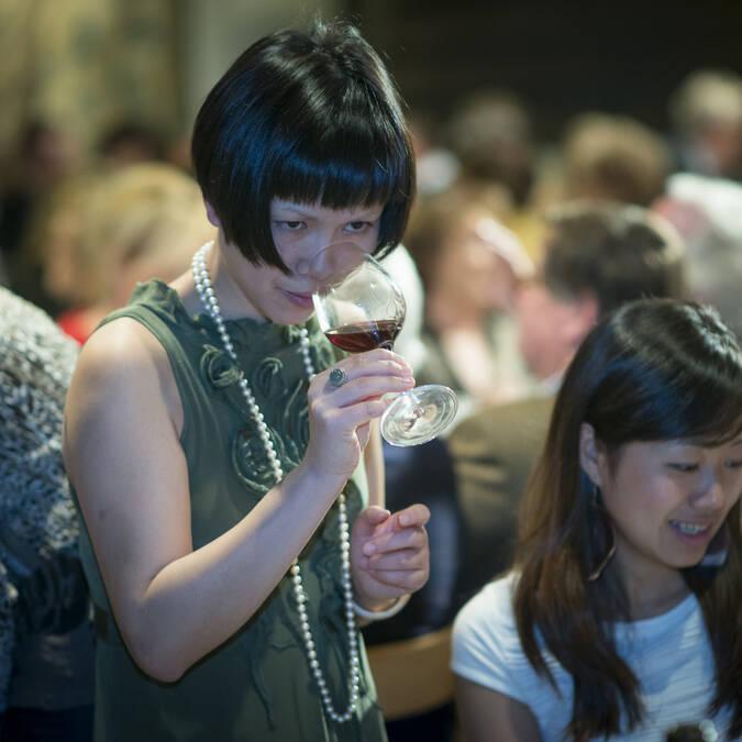 Hospices de Beaune Wine Auction © Michel Joly