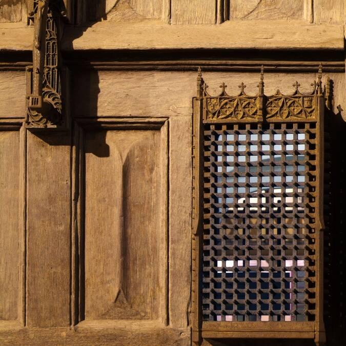 Entrance - Hospices de Beaune © Francis Vauban